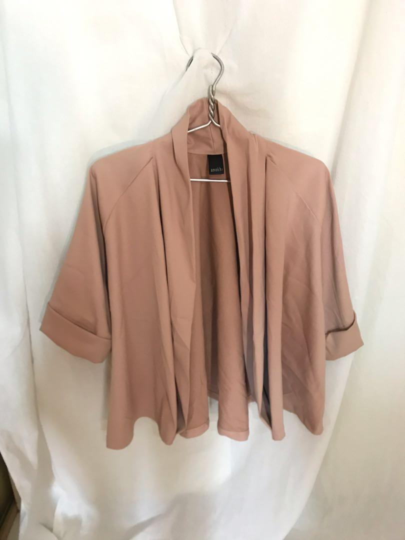 Beige Anokhi Outwear
