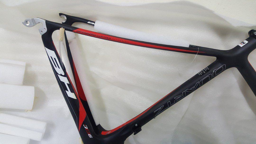 BH Quarts Crabon frame size 54cm selling or swap