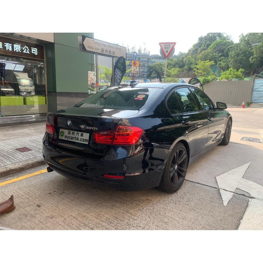 BMW 320I (1991cc) 2013