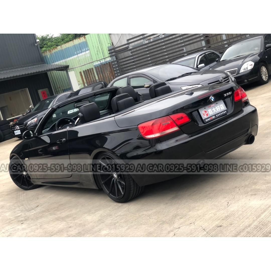 BMW 335CIC 酷帥的敞篷車 免費個人額度試算