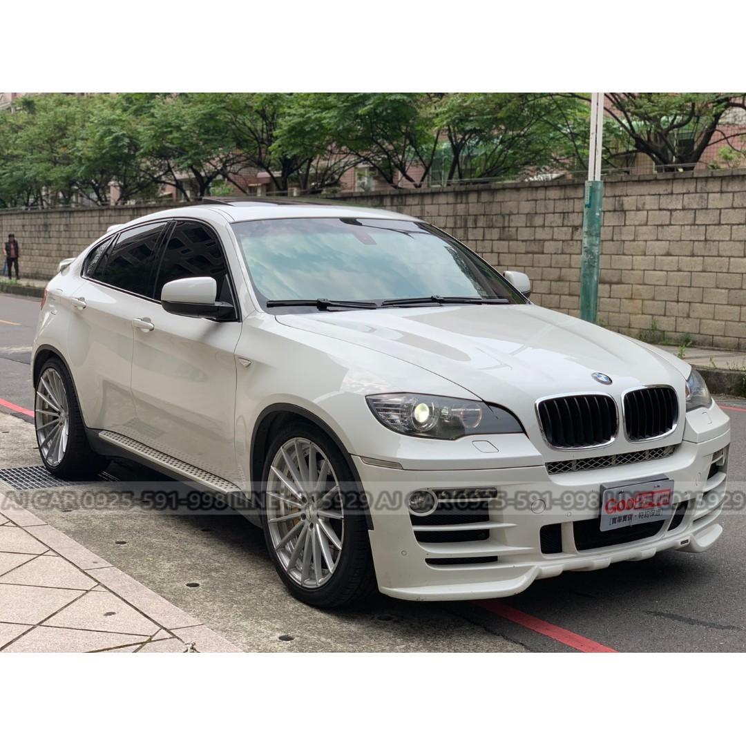 BMW X6 夢想休旅車 個人貸款額度試算