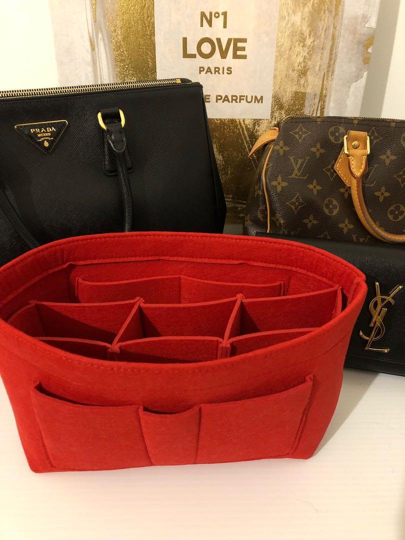 BRAND NEW Red Handbag Organizer