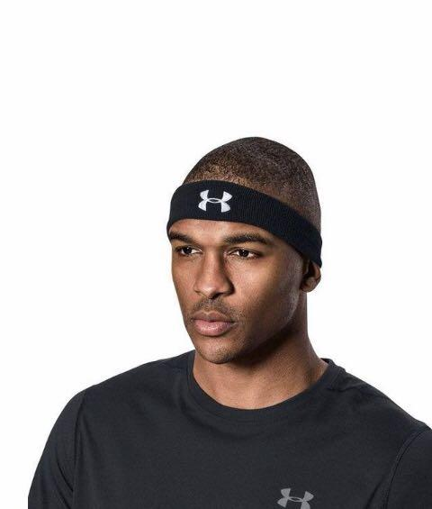Brand new under amour unisex performance head band