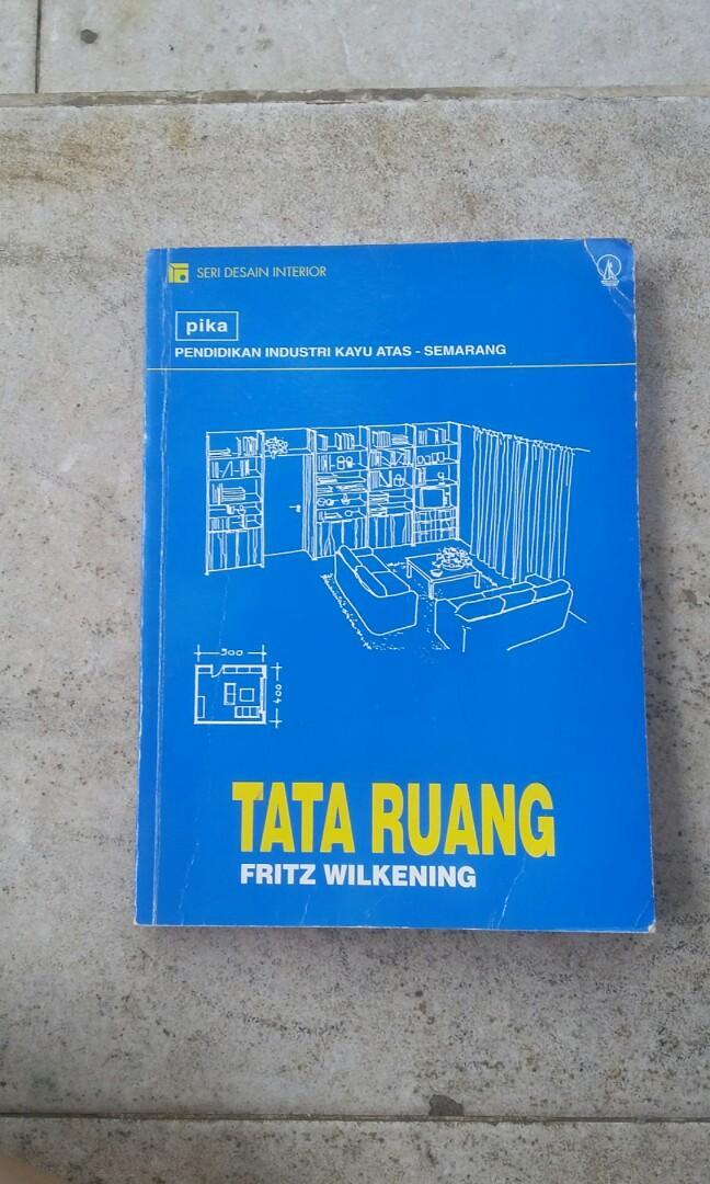 Buku Arsitektur : Tata Ruang #BAPAU