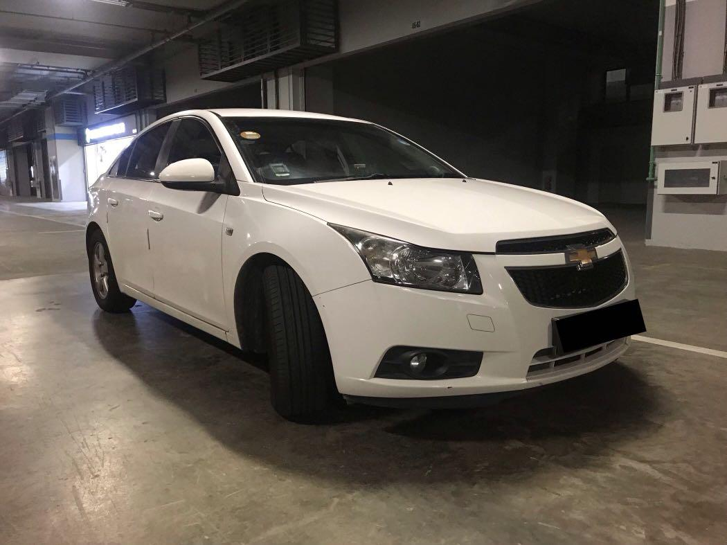 CAR FOR RENT - CHEVROLET CRUZE 1.6 (A)