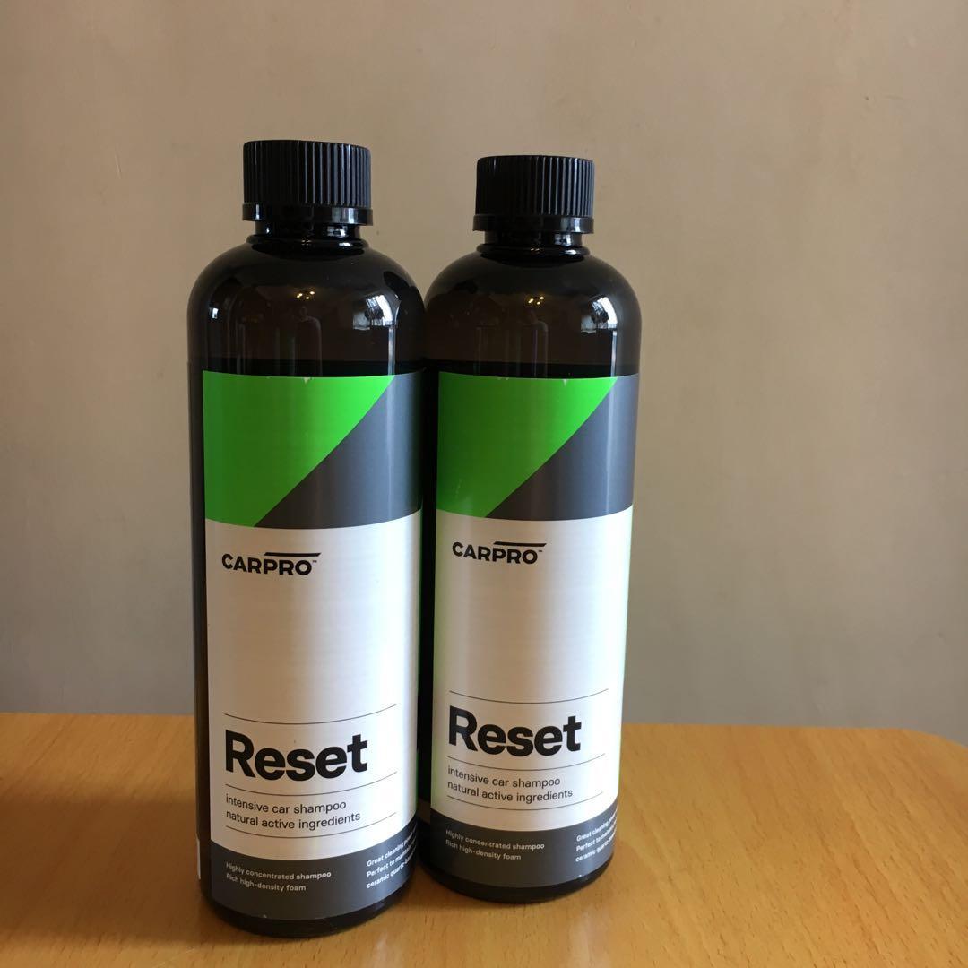 CarPro Reset 鍍膜專用洗車液