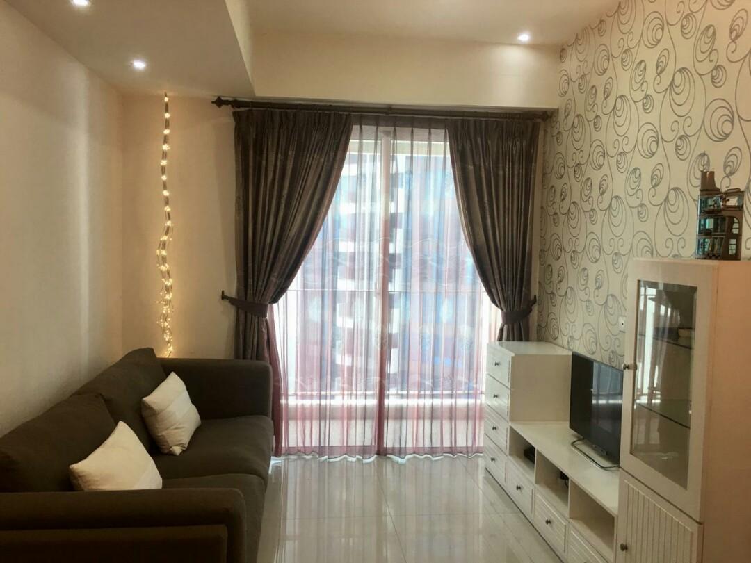 Casa Grande Residences 1BR for Rent 3,6 or 12 month