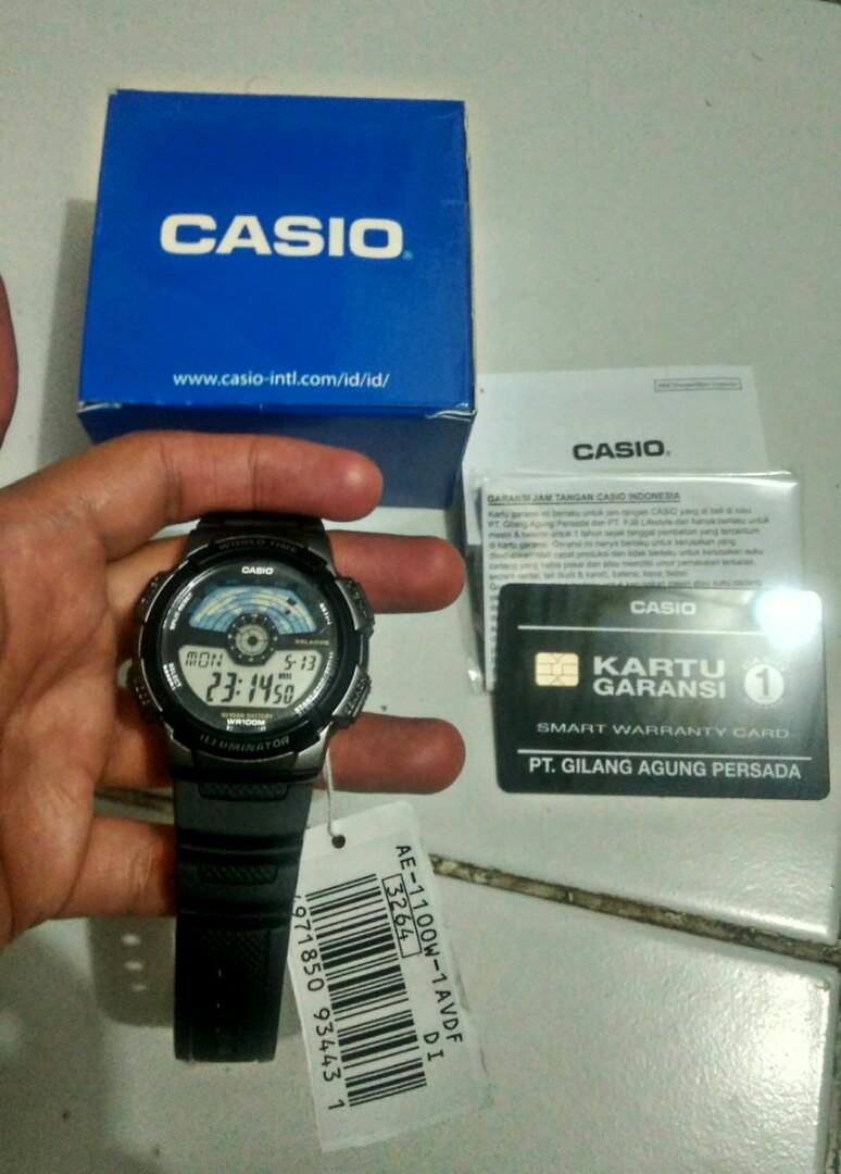 Casio ae1100w not gshock fossil swatch seiko mido timex Alexandre christie Swiss army expedition