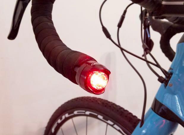LED lights ORB barend for road handlebars CAT EYE bike lighting