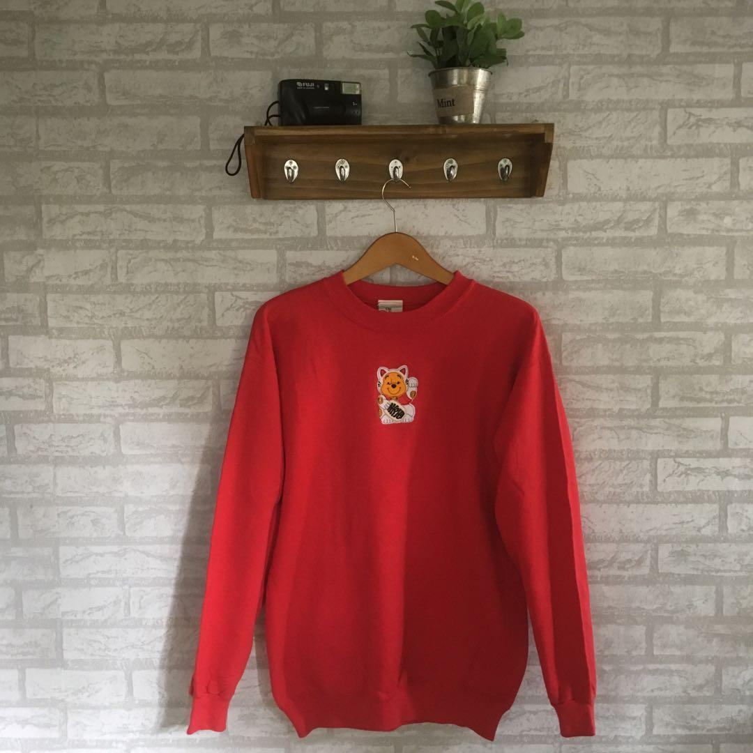 Crewneck/sweater disney bukan uniqlo berskha