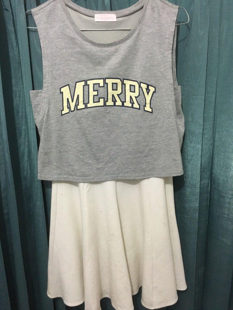 Dress merry