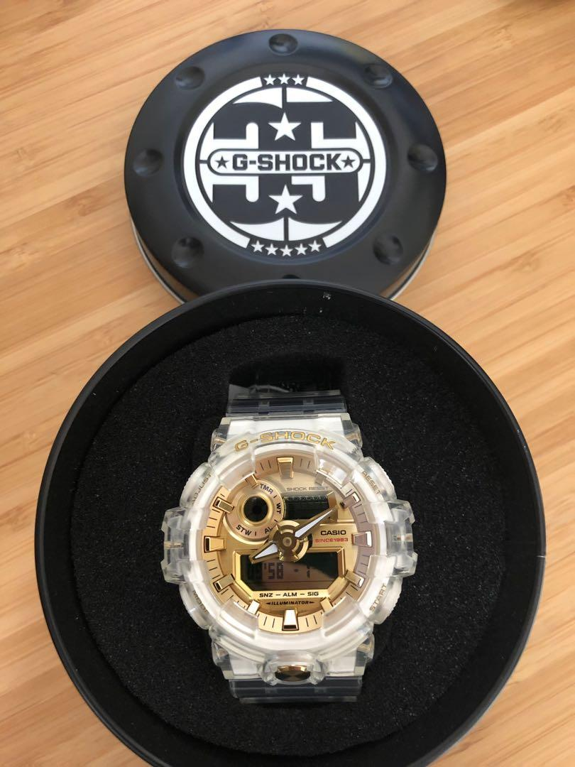 GSHOCK 735E 7A LIMITED EDITION JAPAN