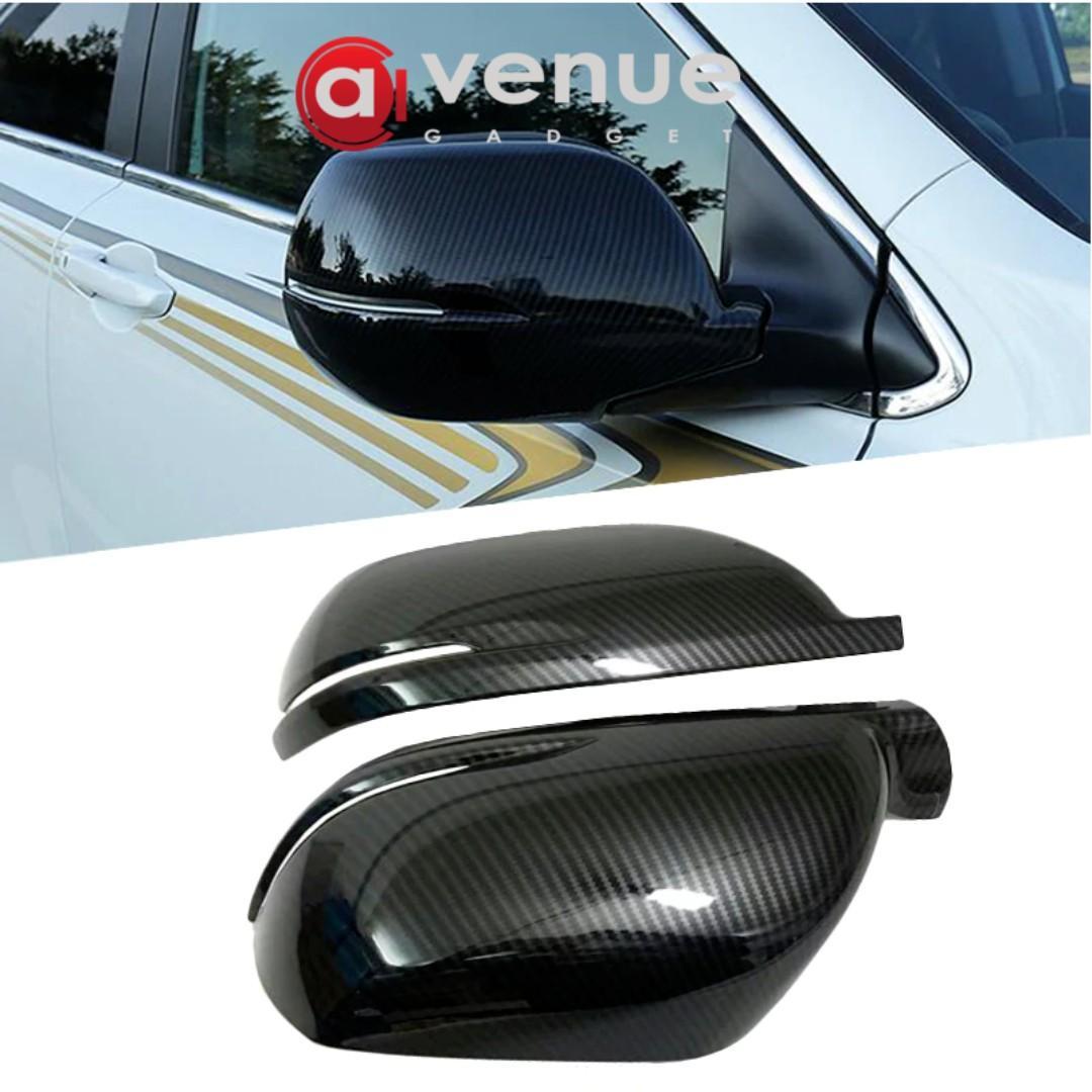 Honda CRV 2017 Side Mirror Cover (Carbon)