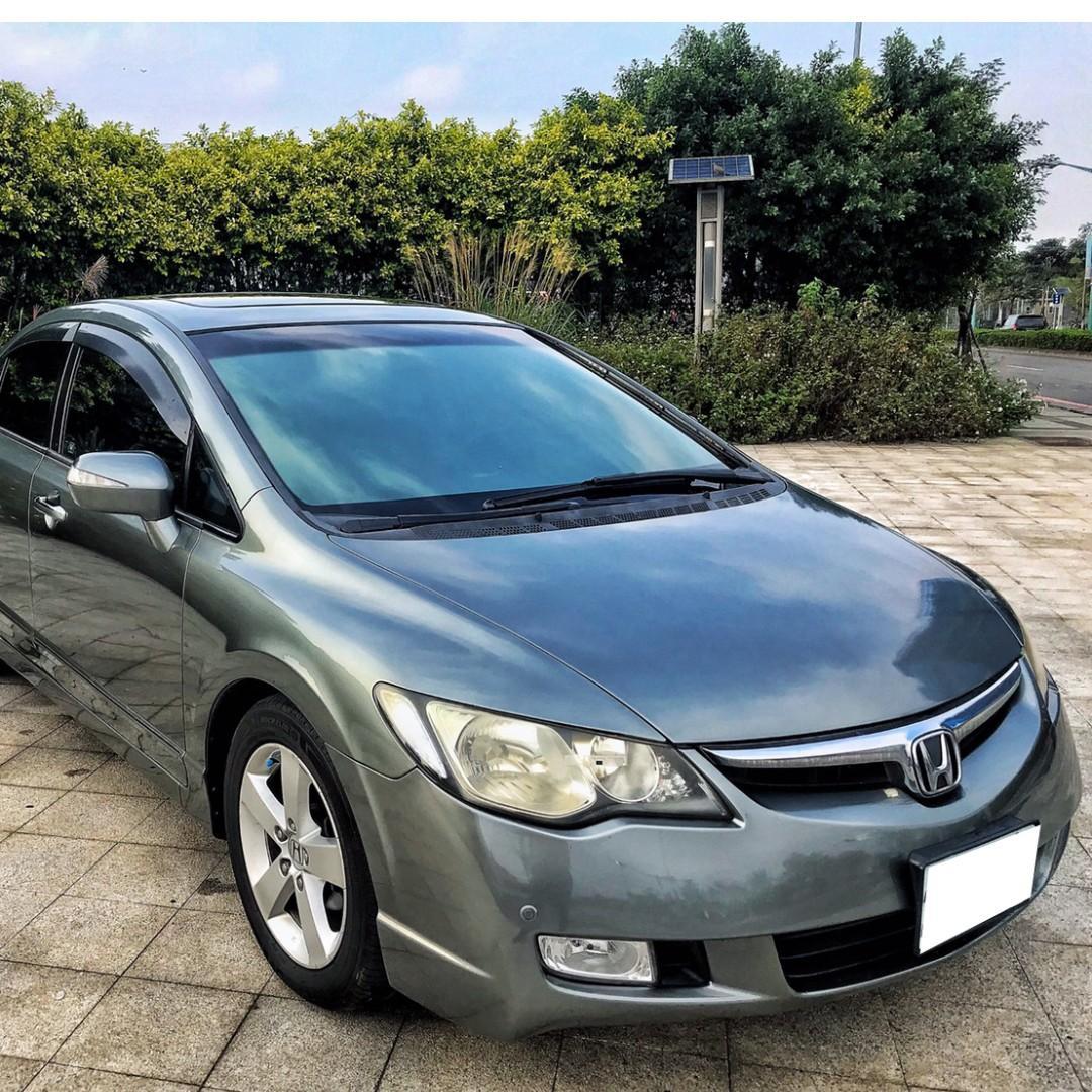本田/Honda,Civic,1800cc,2008款