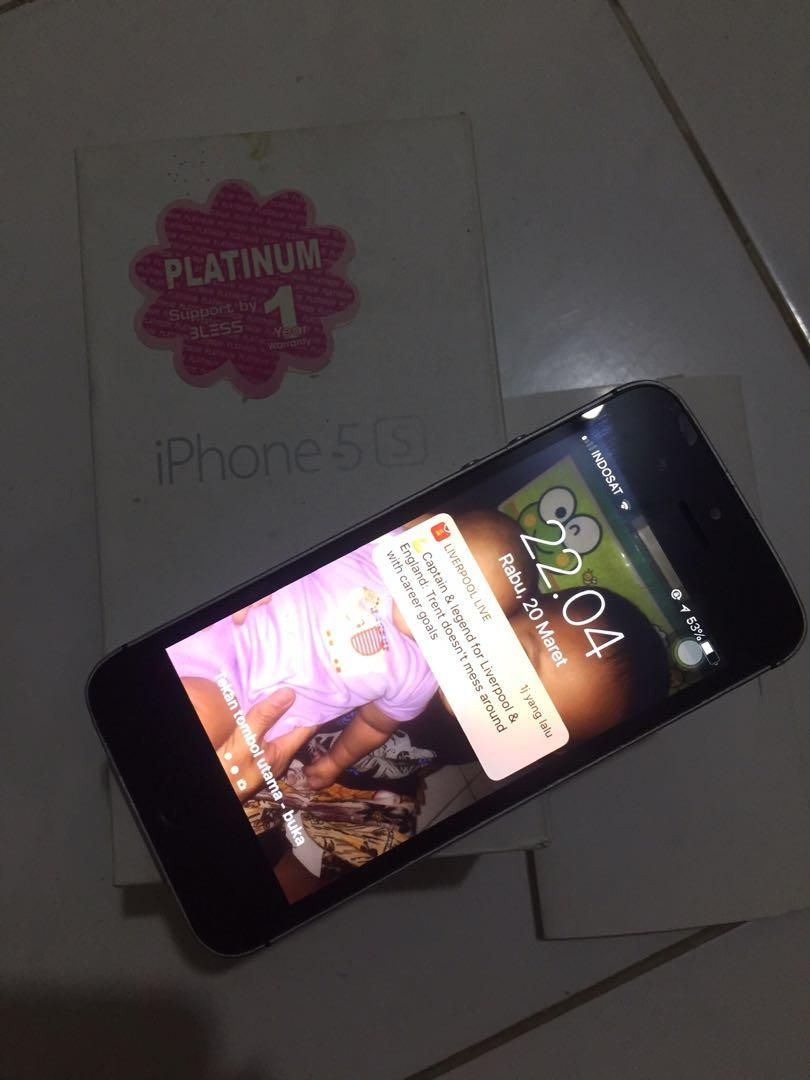iphone 5s lengkap murah