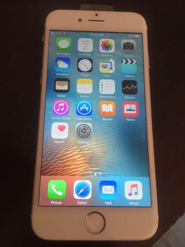 iPhone 6 Verizon
