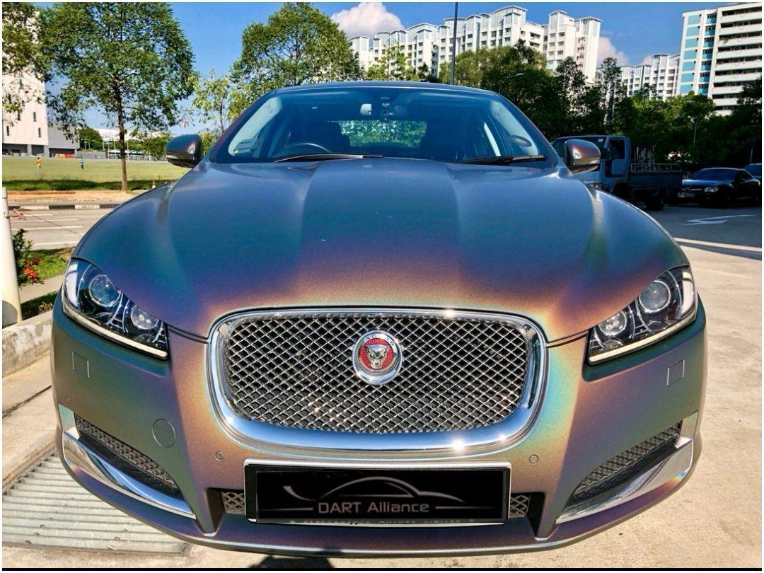 Jaguar XF 2.0 Prestige Auto