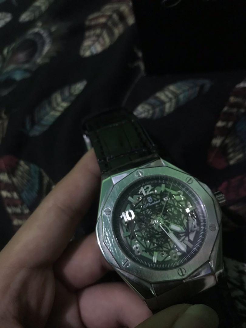 jam tangan parlent