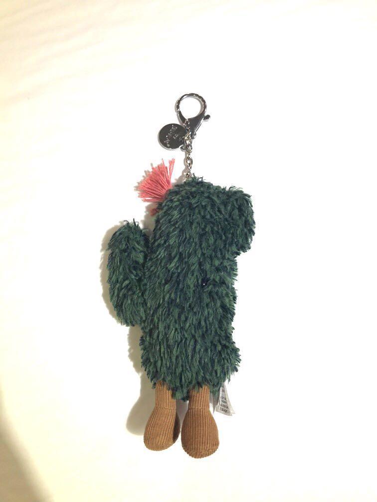 JELLYCAT AMUSEABLES Cactus Key Chain