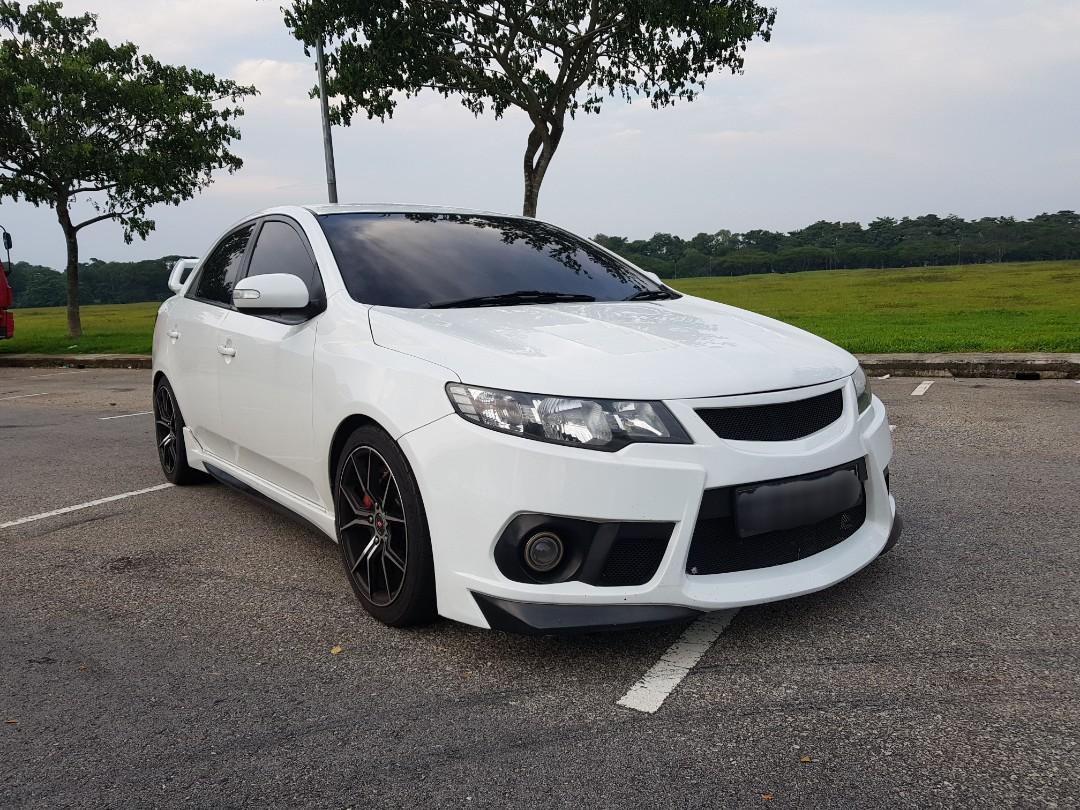 Kia Cerato Forte 1.6 SX Manual