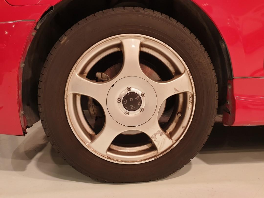Kia Picanto 1.1 5-Dr Auto