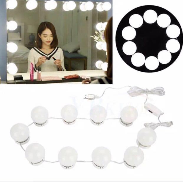 Lampu cermin    Vanity Mirror Light #BAPAU