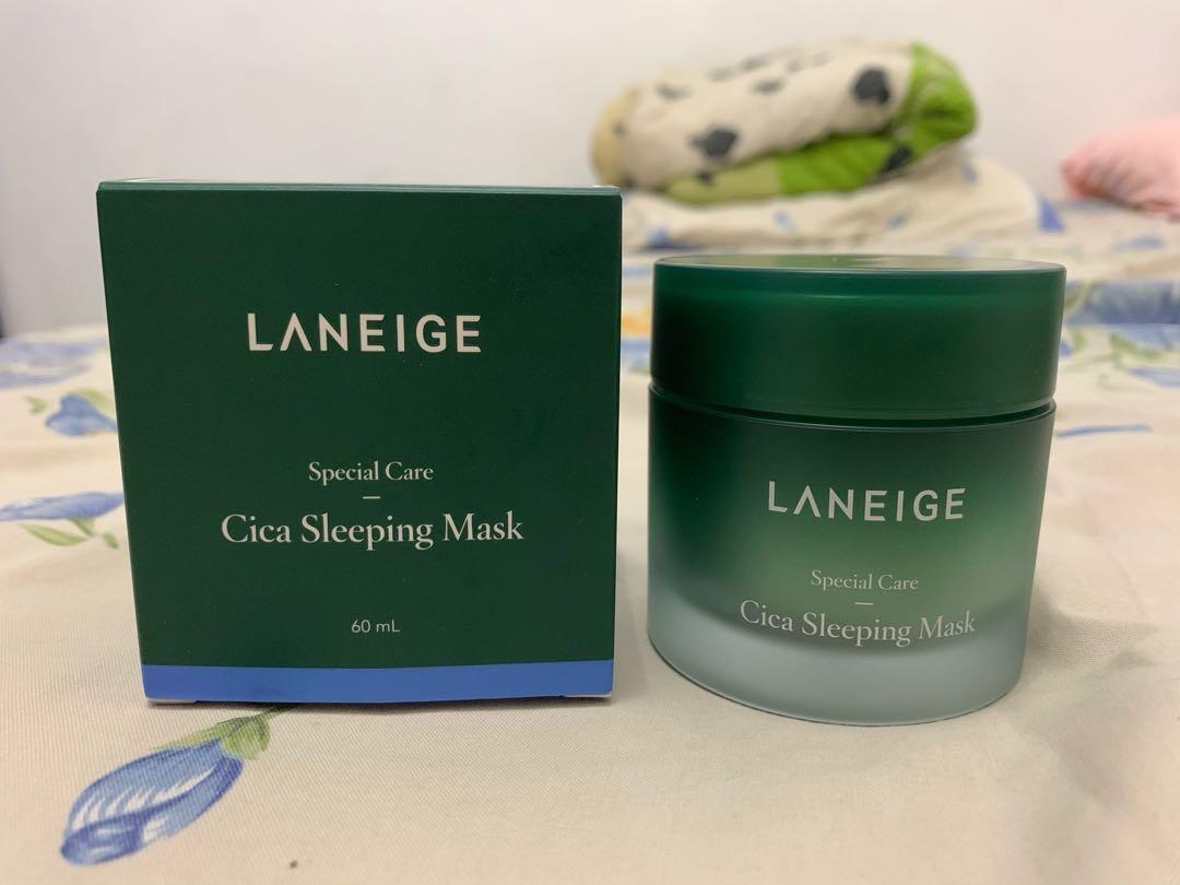 Laneige Cica Sleeping Mask isi 99%