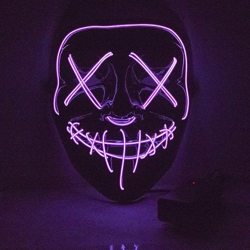 Led Wanderers Mask