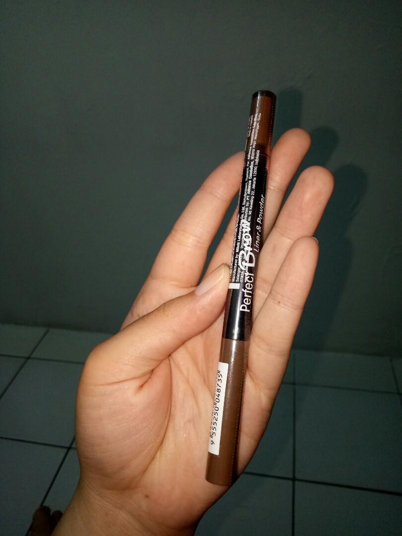 Lipmatte, liptint, eyebrow (take all)