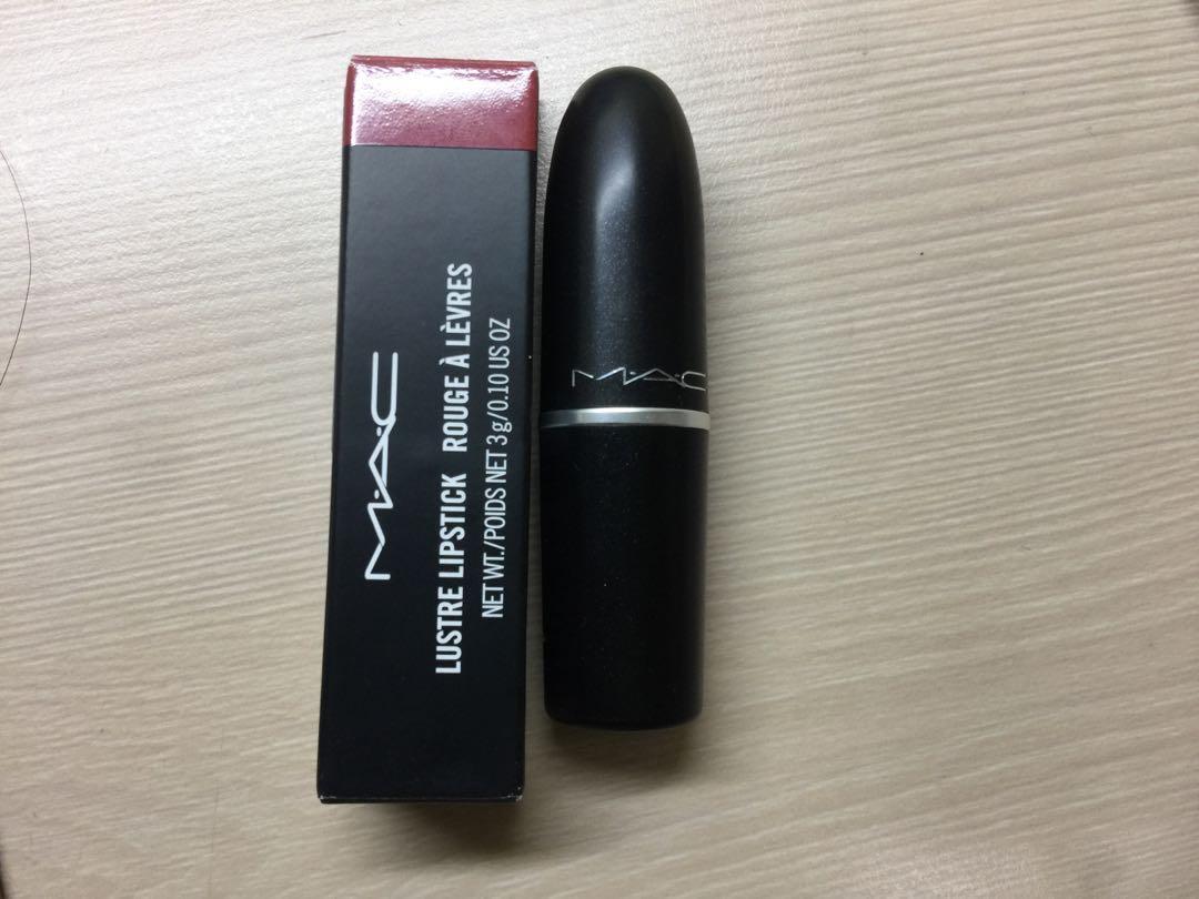 Mac唇膏520