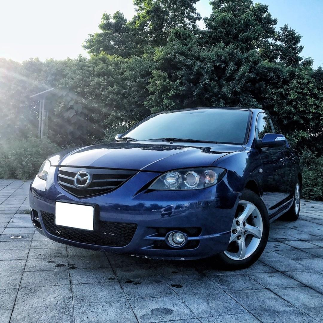 馬自達/Mazda,3,2000cc,2006款