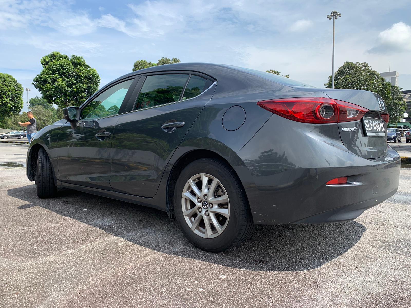 Mazda SkyActiv 1.5A