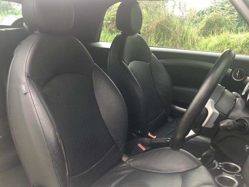 MINI Cooper 1.6 S Cabriolet Auto