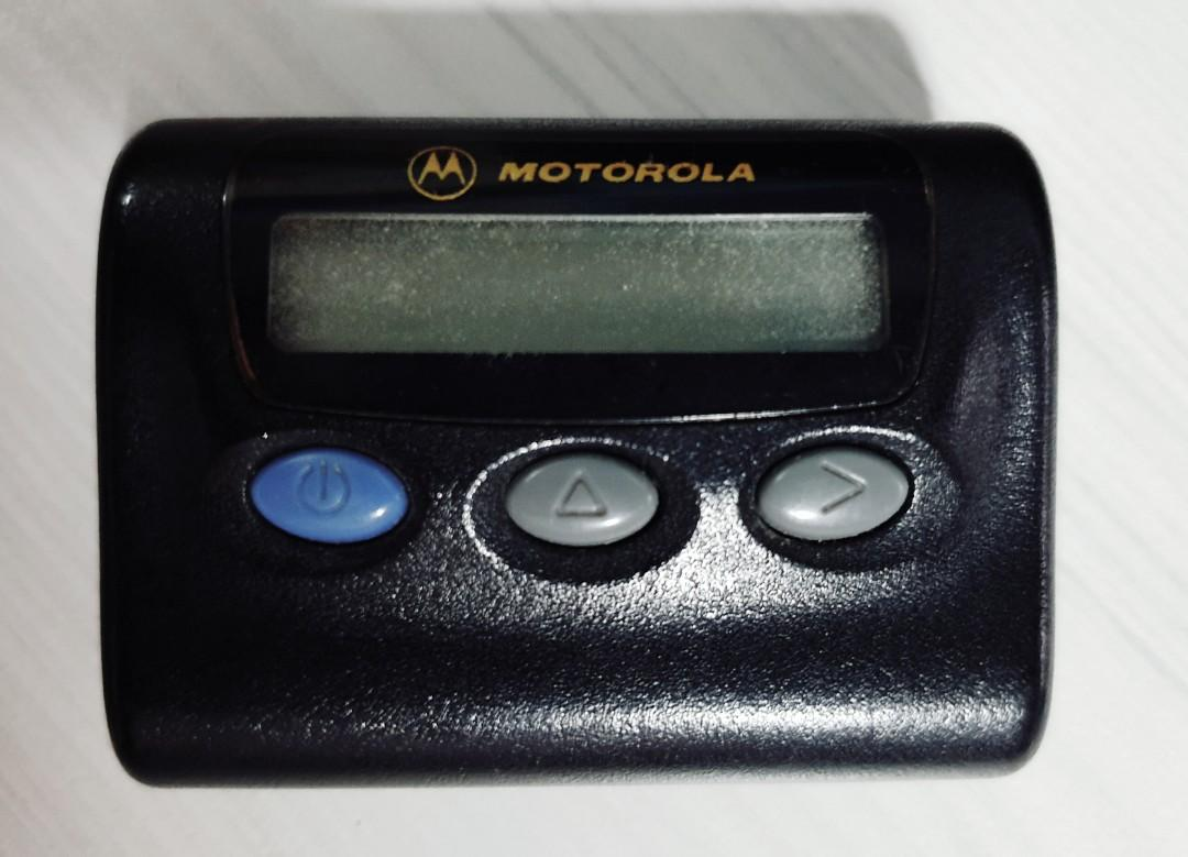 Motorola Pager for Sale