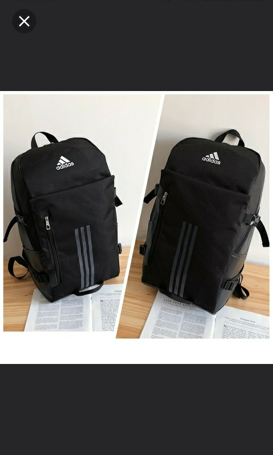 04ab7a2a3aa 💯✓NEW INSTOCK! Adidas Casual Office Laptop Travelling Backpack ...