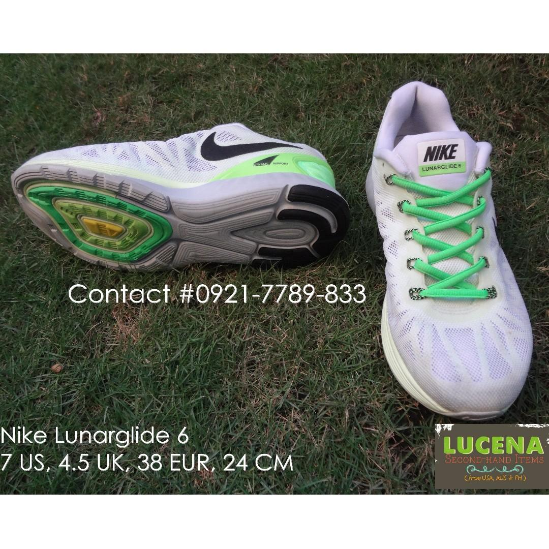 quality design c9244 d8ee2 NIKE LUNARGLIDE 6 on Carousell