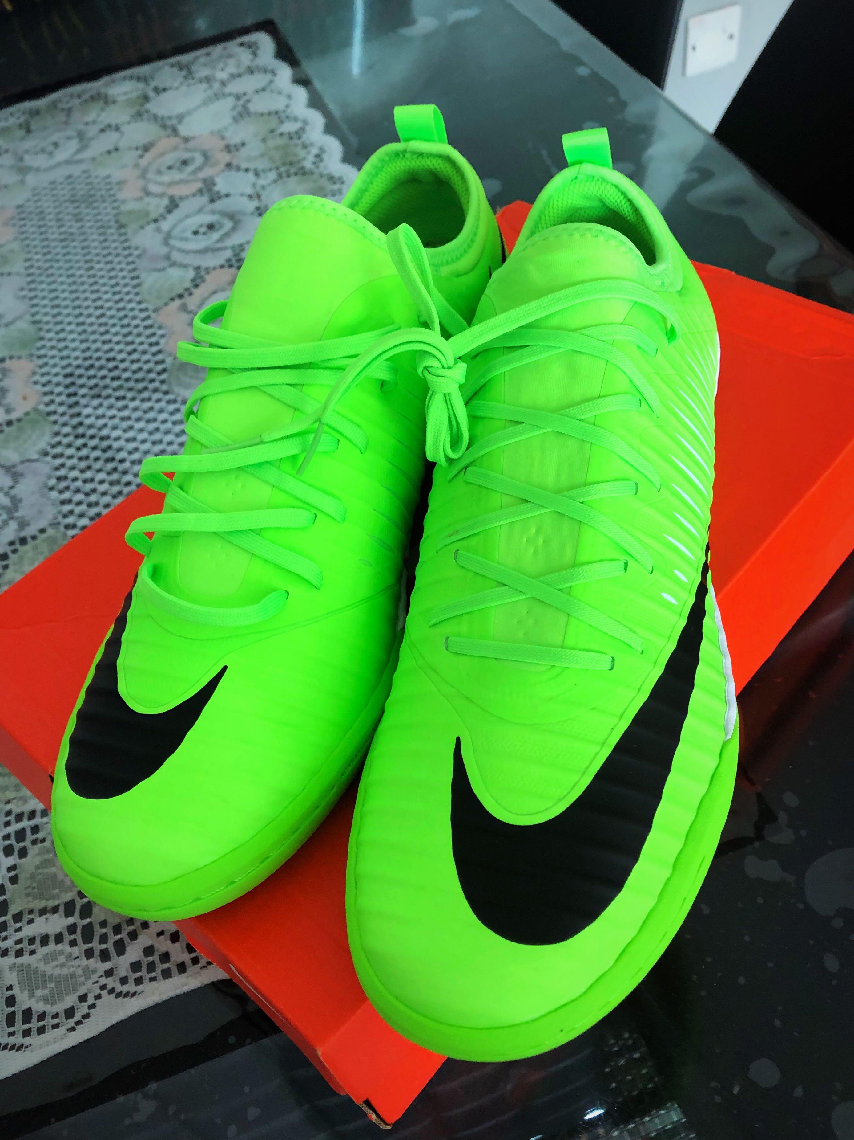 Brand new Nike Mercurial Soccer Sneakers