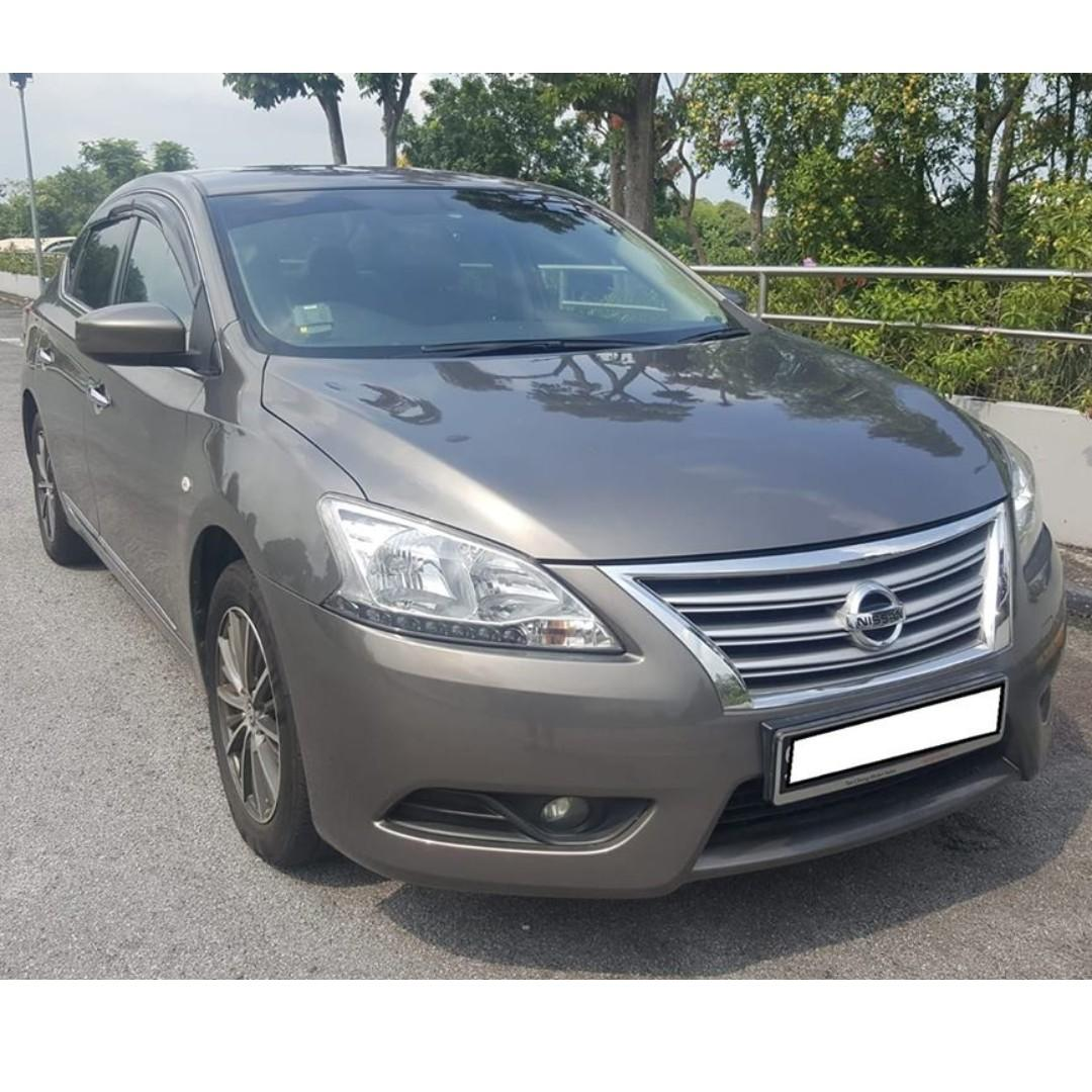 Nissan Slyphy at $380 weekly , Toyota Wish at $420 , PHV usage enjoy $150 .