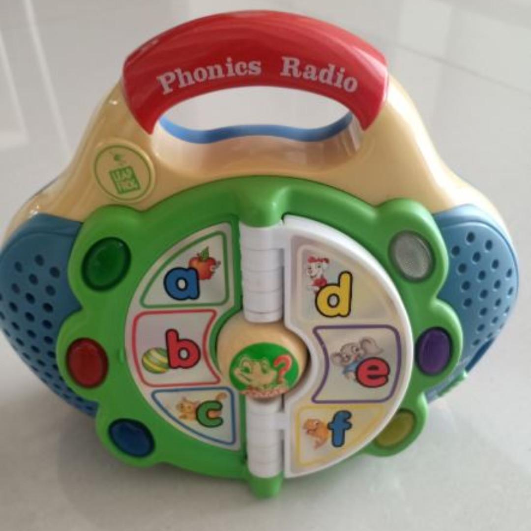 Phonics Radio