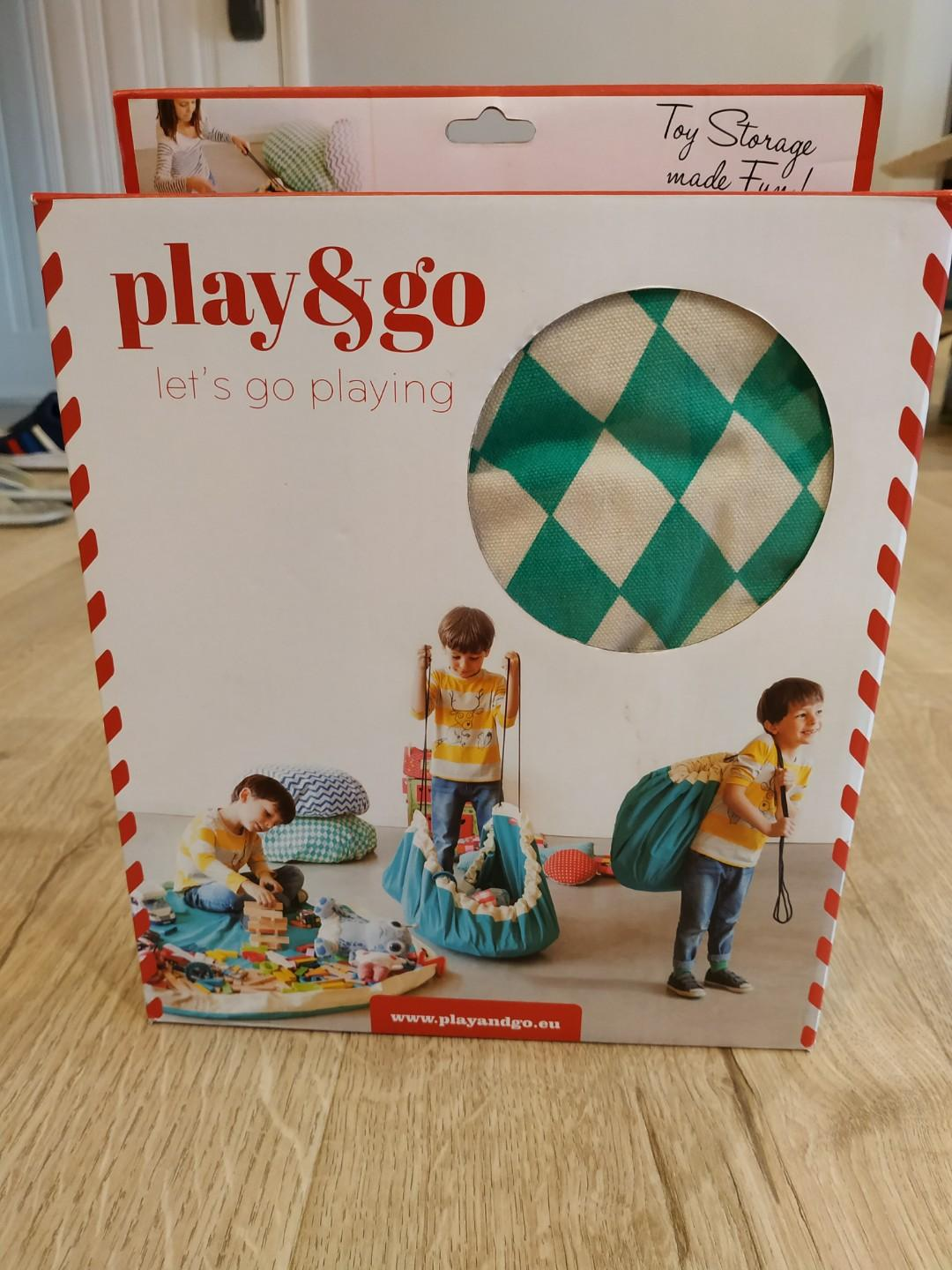 Play and go 玩具袋