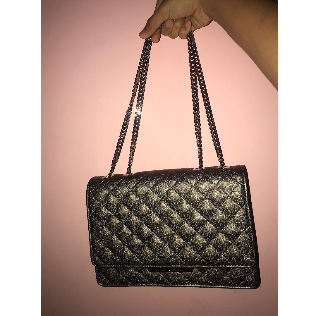 (Preloved) Charles & Keith Party Clutch