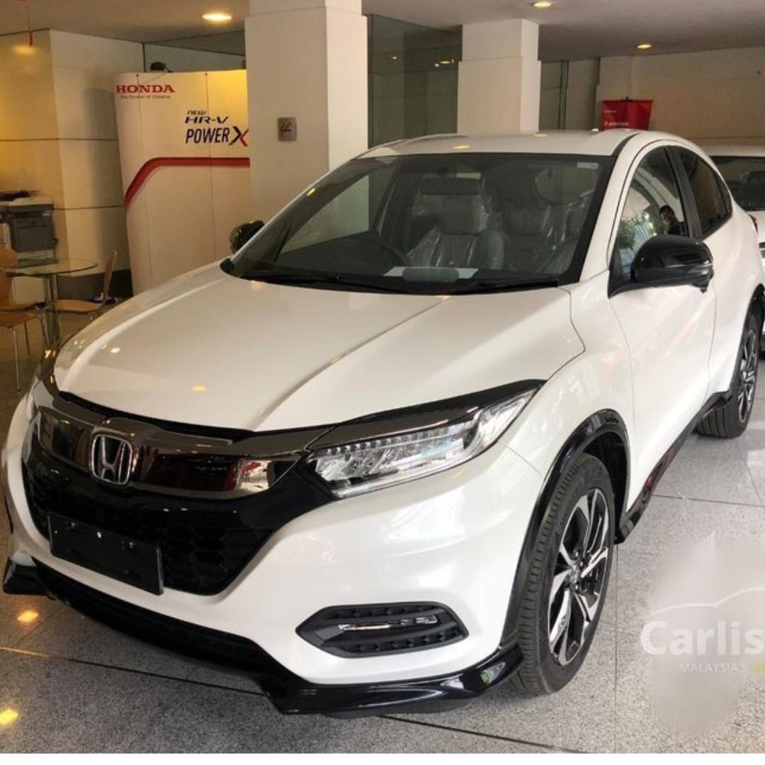 Promosi Honda HRV   Boleh FULL LOAN   Hadiah LUMAYAN BANYAK