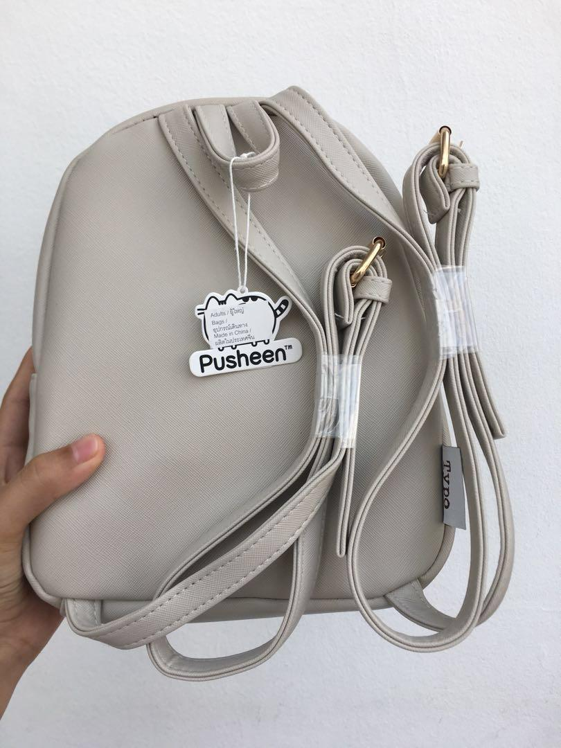 PUSHEEN MINI BACKPACK