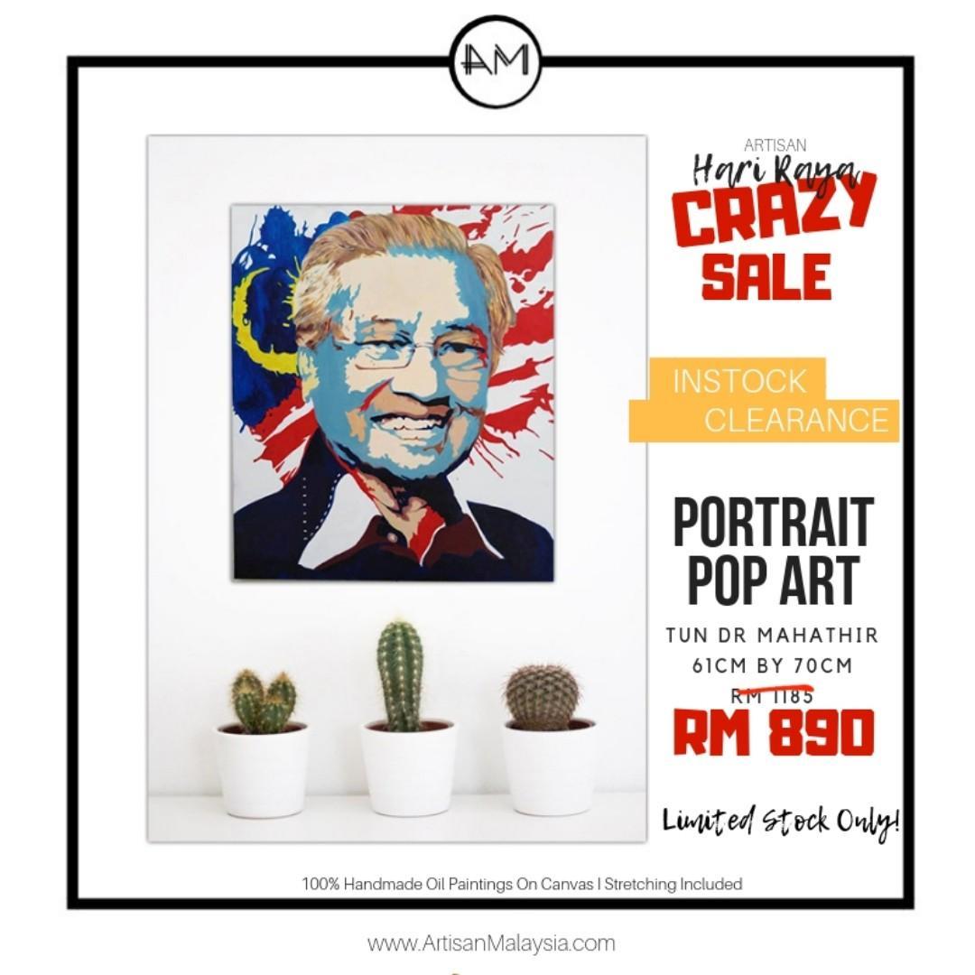 Raya Crazy Sales Promo