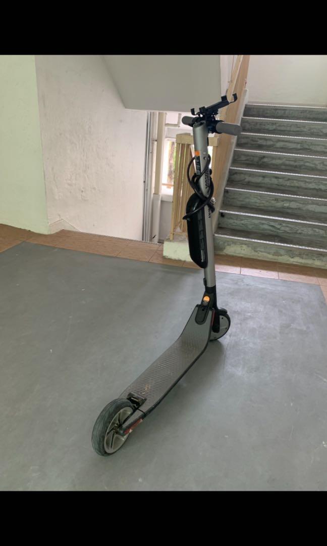 Segway ninebot ES4 (es2+battery), Bicycles & PMDs, Personal