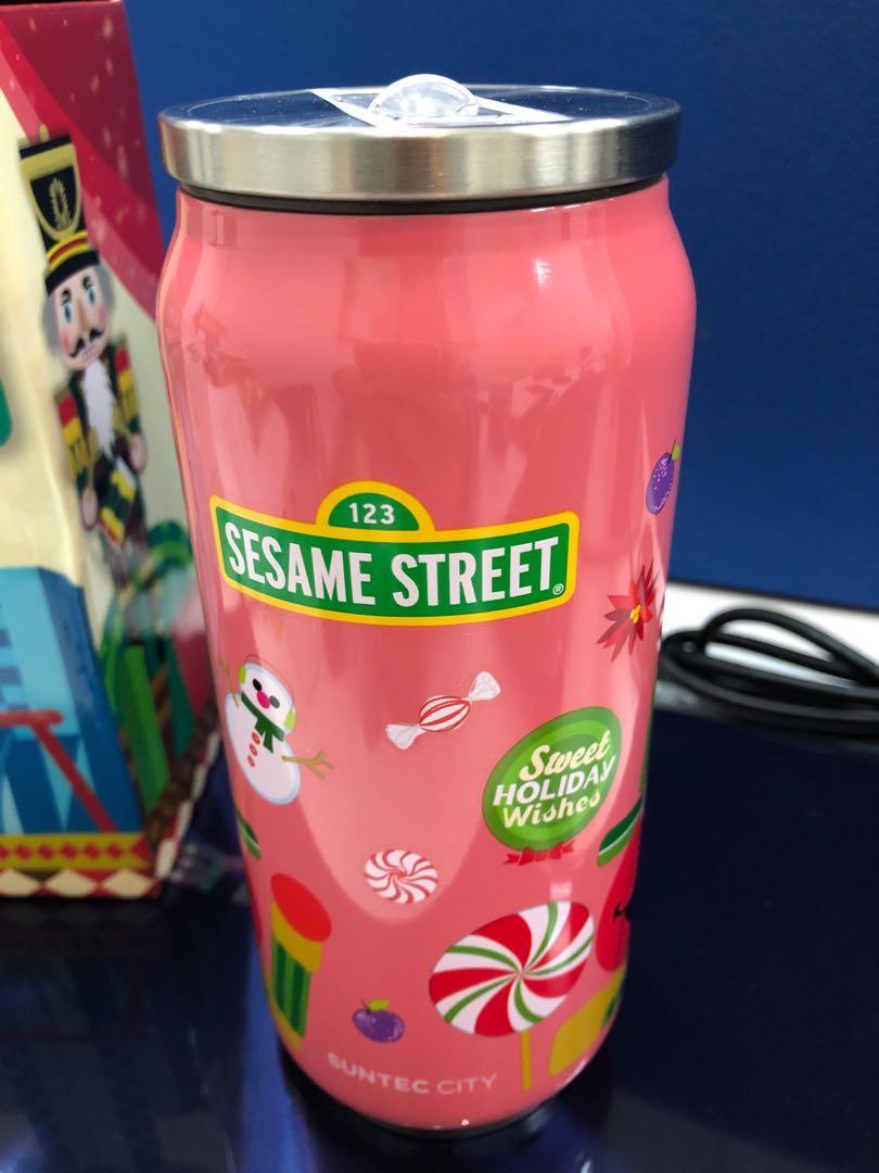 Sesame Street Thermal Flask