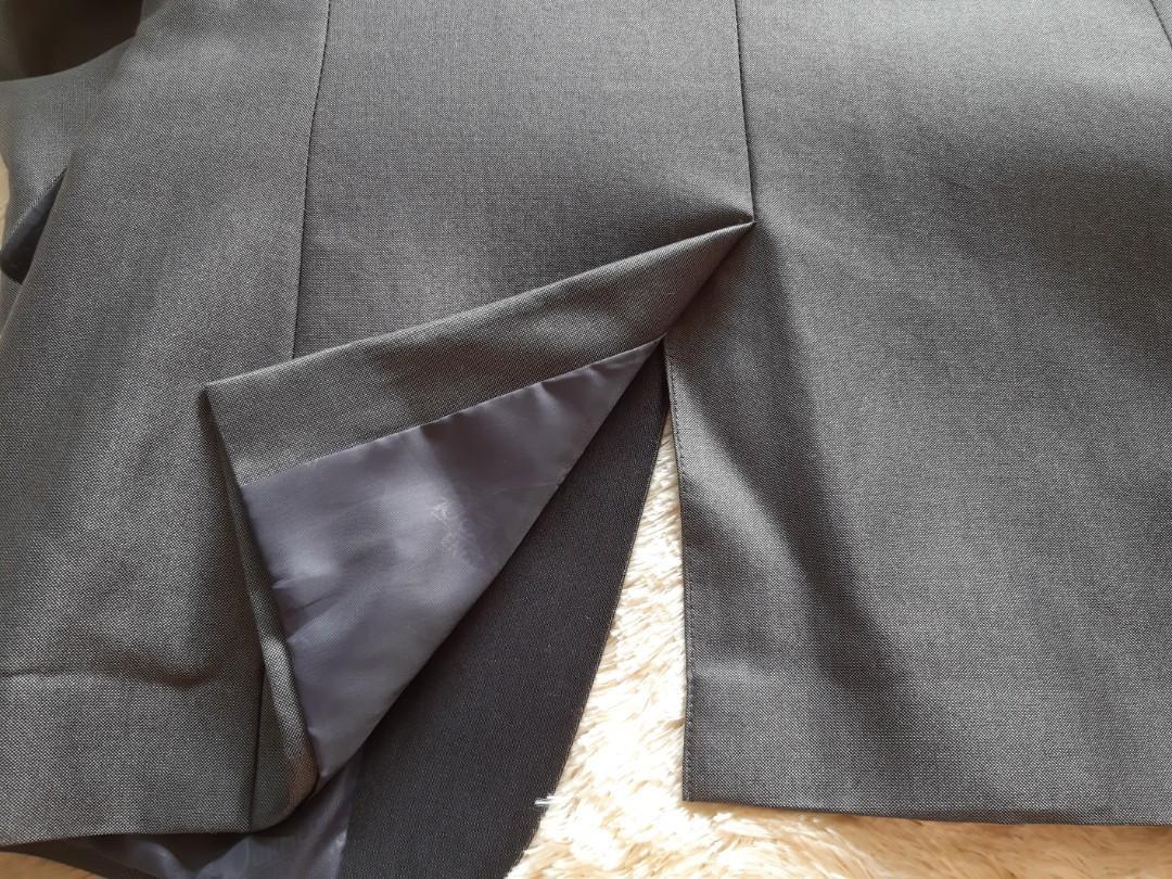 Silver blazer #ramadansale
