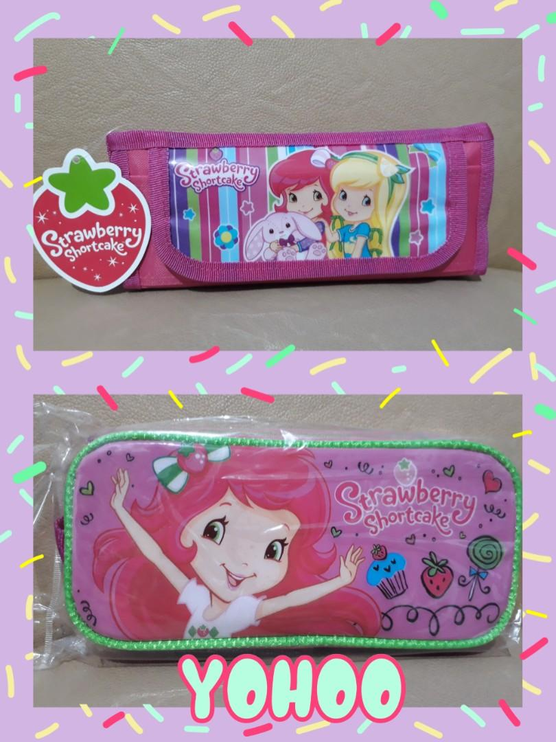 Strawberry Shortcake Pencil Case