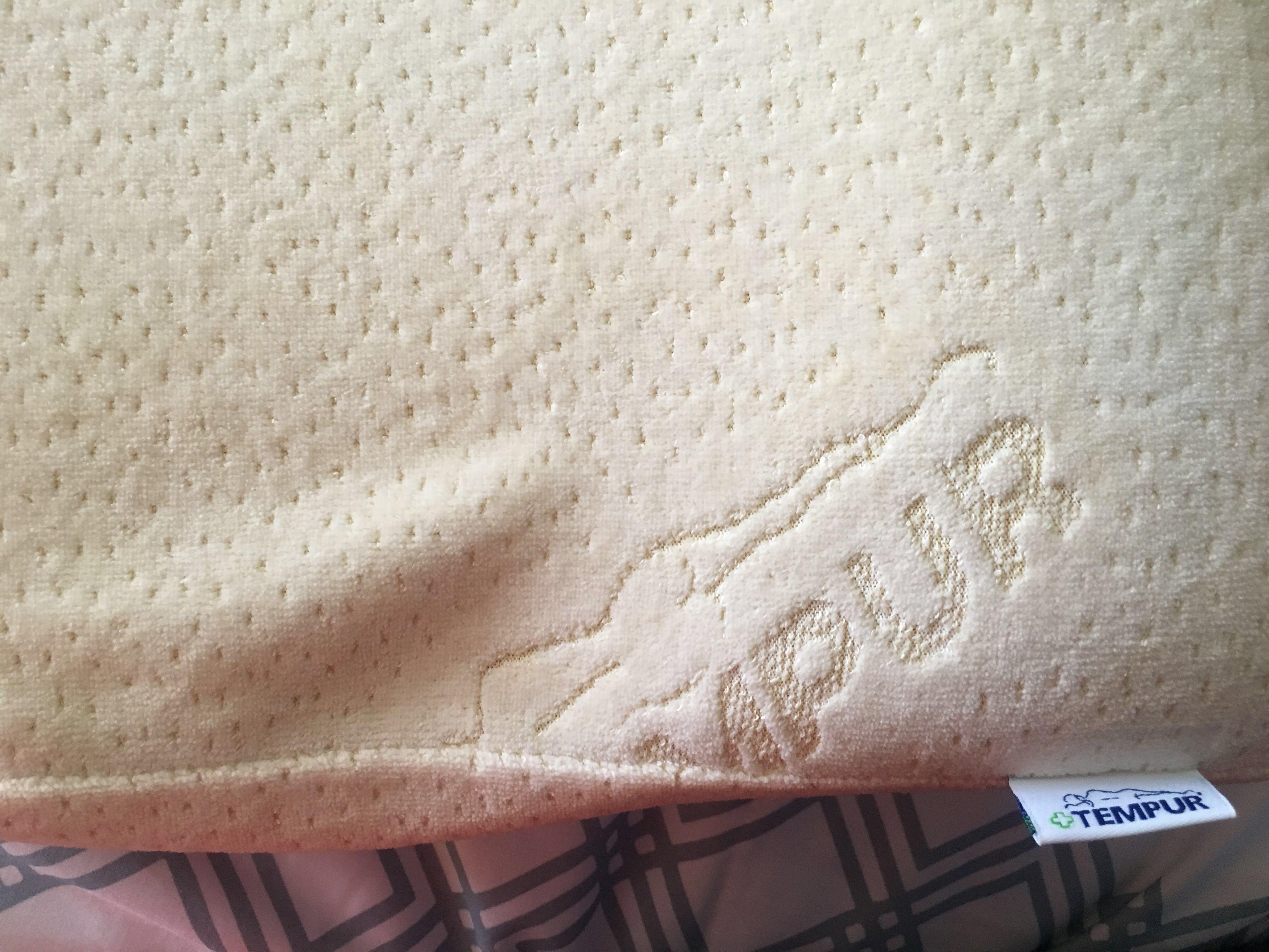 Tempur Large Memory Foam Pillow