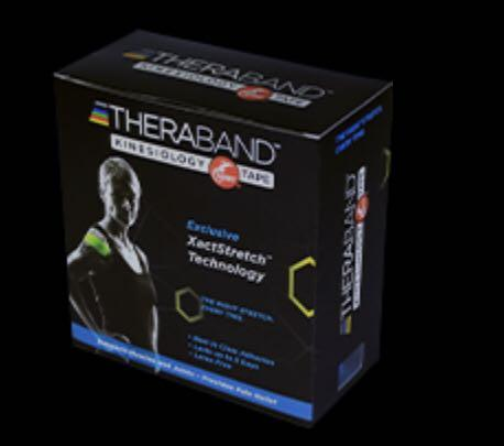 Thera-Band Kinesiology Tape